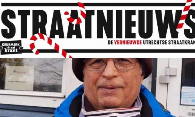 De vernieuwde Utrechtse Straatkrant is nu in een digitale vorm verkrijgbaar!