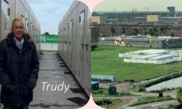 Barmhartig Den Haag op z'n puurst! Coronadorp vangt dak- en thuislozen op