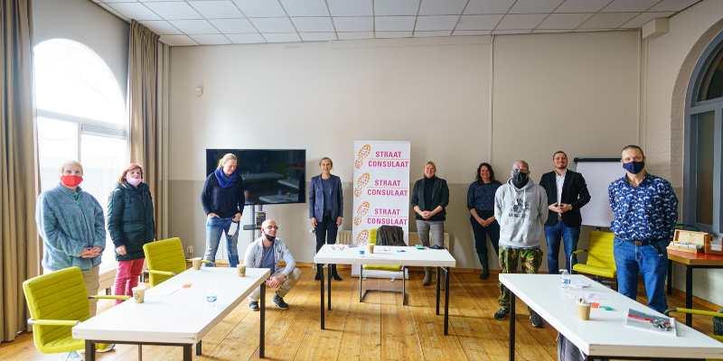 Straat Consulaat voorspelt aan Minister Kaag een groot tekort aan opvang voor daklozen na de lockdown