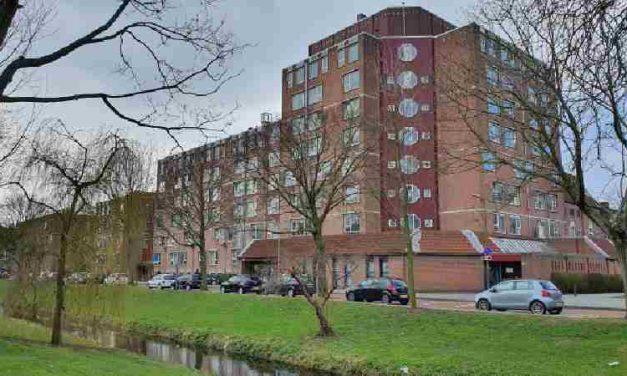 Voormalig verzorgingshuis Wenckebach blijft langer opvanglocatie Leger des Heils