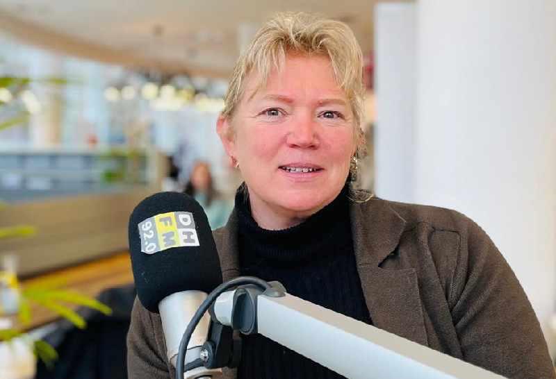 Den Haag FM interview met Marlies Filbri over daklozen en de opvang in de winter