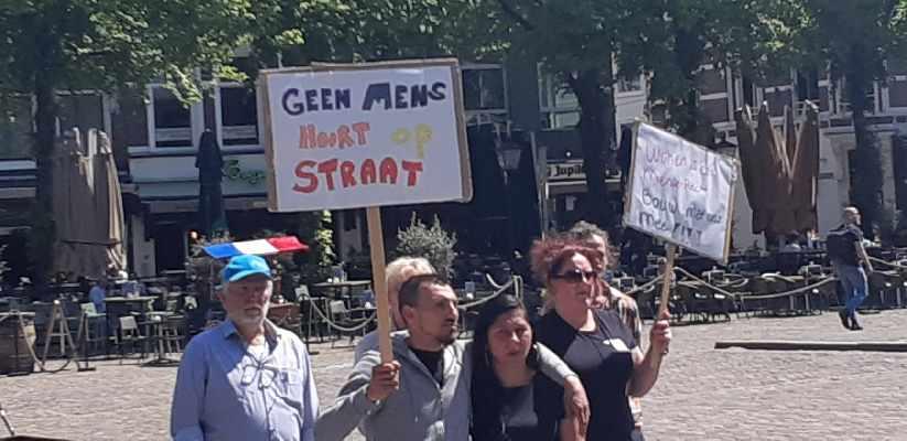 Boosheid om Haagse daklozen in Rijswijks hotel: 'Zijn er geen lege sporthallen?'