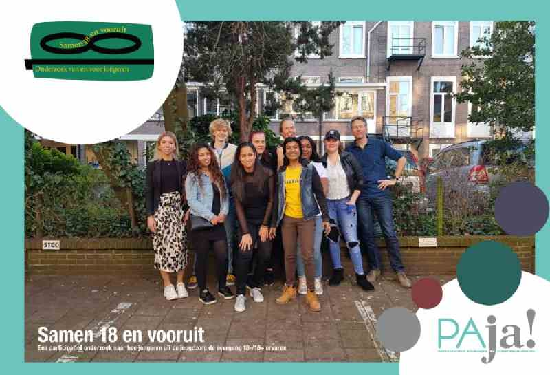 Publicatie: Samen 18 en vooruit. Een participatief onderzoek naar hoe jongeren uit de jeugdzorg de overgang 18-/18+ ervaren