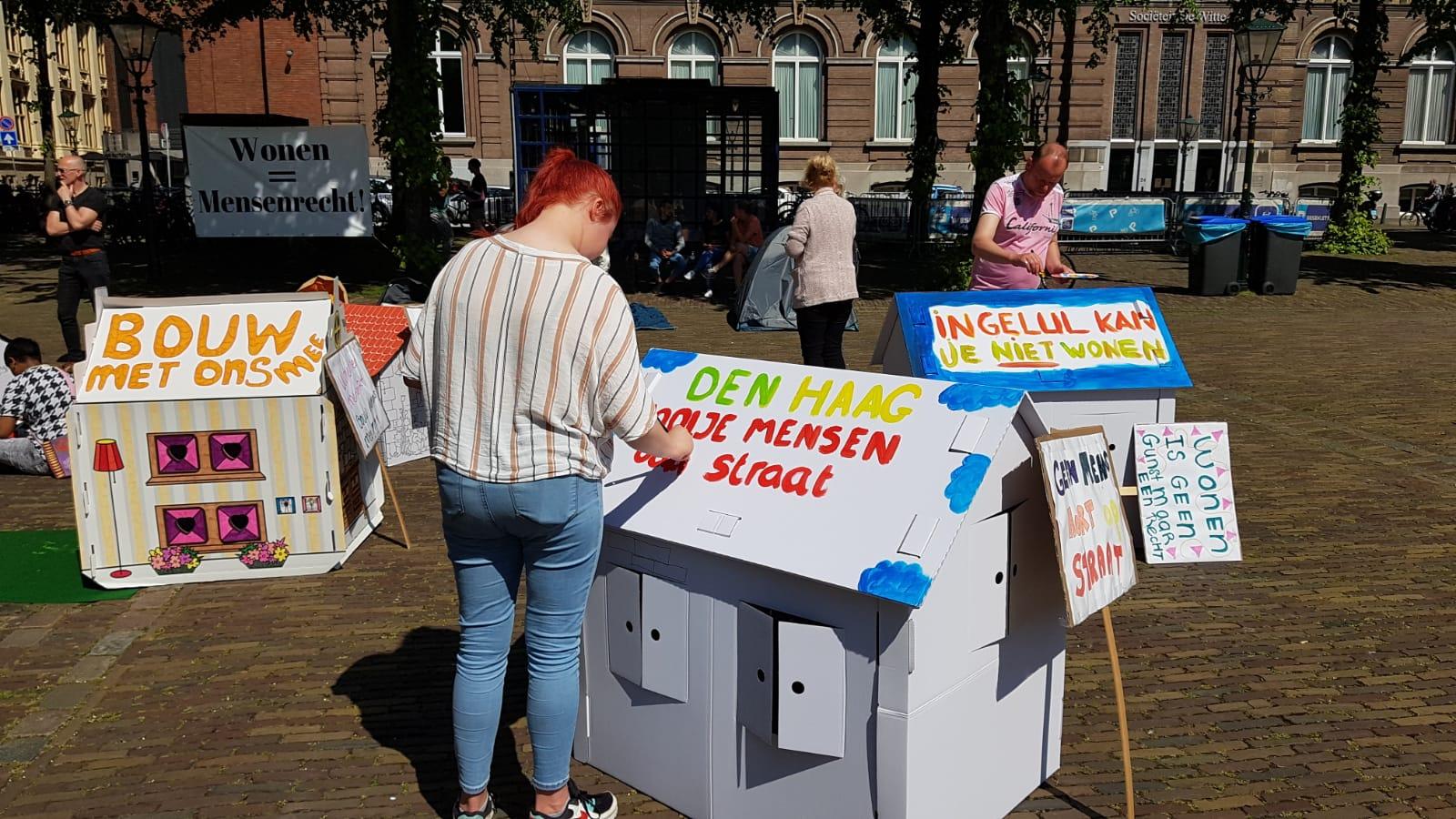 persfoto Straat consulaat